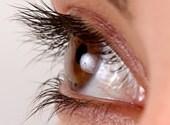 Een oog