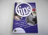 Foto brochure 'Tips'