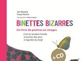 La couverture de « Binettes Bizarres »