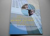 Brochure 'Een slechtziende/blinde patiënt in het ziekenhuis'