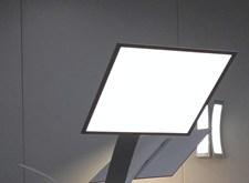 Een lichtarmatuur