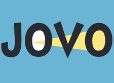 Het logo van JOVO