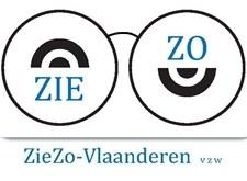 Het logo van ZieZo-Vlaanderen