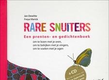 Cover van 'Rare snuiters'