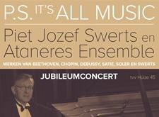 Jubileumconcert Piet Swerts, 14/11/20